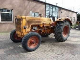 [Other] HANOMAG Robust 800