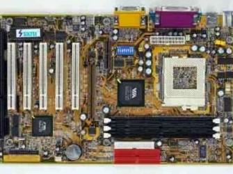 SL-65KV2-T 694 chipset S 370 is getest 100% Ok?