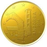 Andorra 10 Cent 2014 UNC
