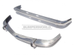 BMW GT 1600 bumpers