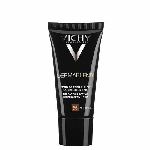 Vichy Dermablend Foundation Chocolate 85 30ml