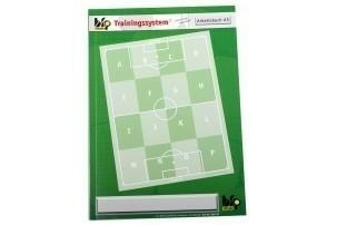 Werk boek  voetbaltrainingen A4 196 pagina's