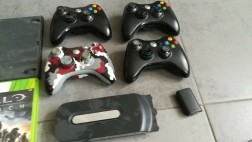 Xbox 360 games en controllers