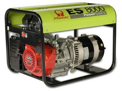 Pramac Honda 8kVA 400/230V