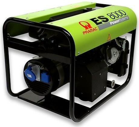 Pramac Honda 7 kVA, 230V met AVR