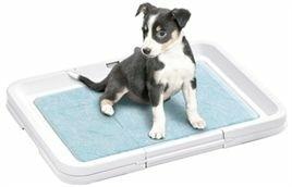 Puppy potty honden wc 49,5X39,5X4cm + pad €12,99
