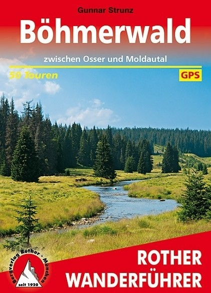 Wandelgids 231 Böhmerwald | Rother Bergverlag