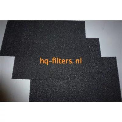 Biddle luchtgordijn filters type KM 150