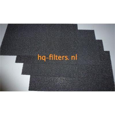 Biddle luchtgordijn filters type KM 200