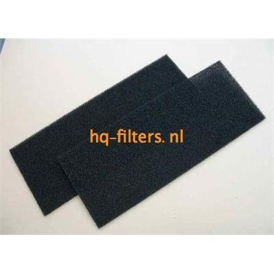 Biddle luchtgordijn filters type G 100