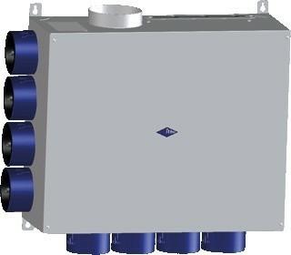 Itho Daalderop Schuim filter demandflow en qualityflow