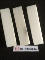 ClimaRad 2.0 horizontaal | toevoer filters | 3594301