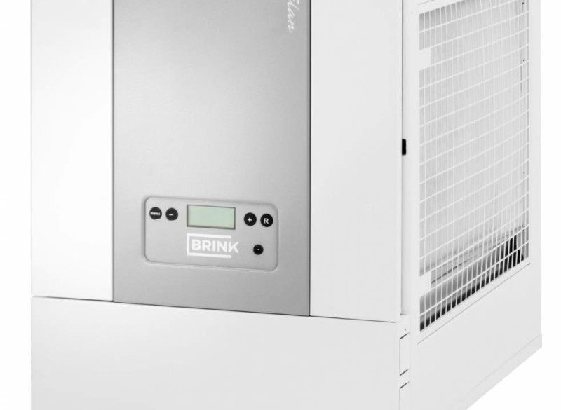 Brink B23D / B20-26 IND, Downflow | Filter | 580508