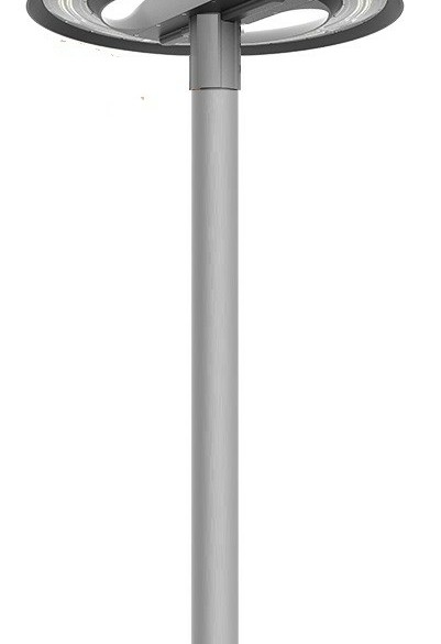 LED rond lantaarnpaal armatuur VOCGTS-ON-TOP 30W