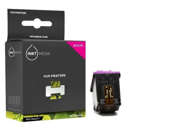 Geschikt HP 300XL CC644EE inktcartridge kleur hoge capacite…