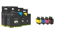 Geschikt Brother  LC-900 serie inktcartridges SET van Inktm…