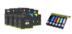 Geschikt Epson 24XL T2438 T2428 multi pack van Inktmedia