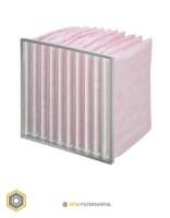 Zakkenfilter F7 - 300 - 500 - 600 mm
