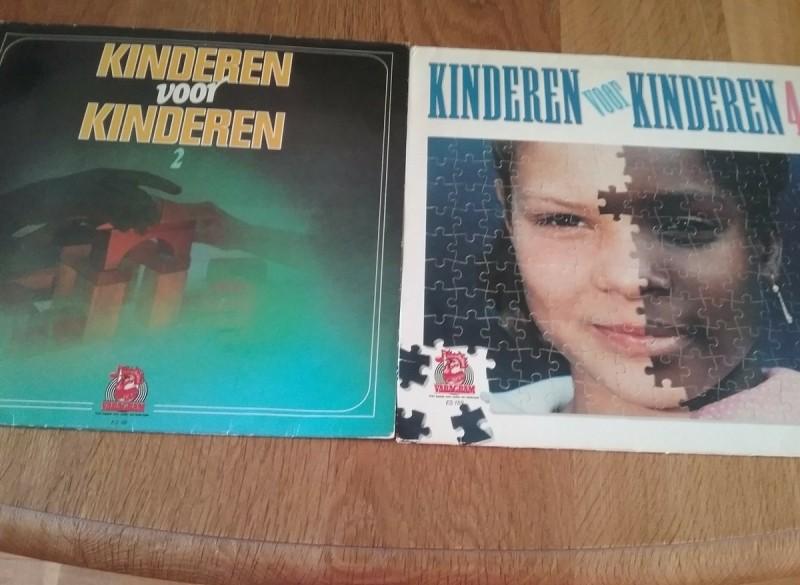 L.P.  Kinderen voor Kinderen/ nr.  2  en nr. 4