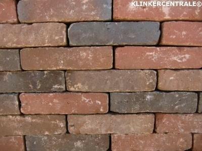 18094 NIEUWE bruin rood genuanceerd gebakken klinkers dikfo…