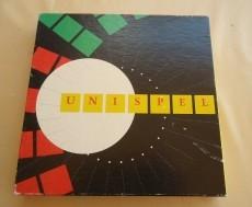 Te koop het nieuwe bordspel Unispel (2 t/m 6 personen).