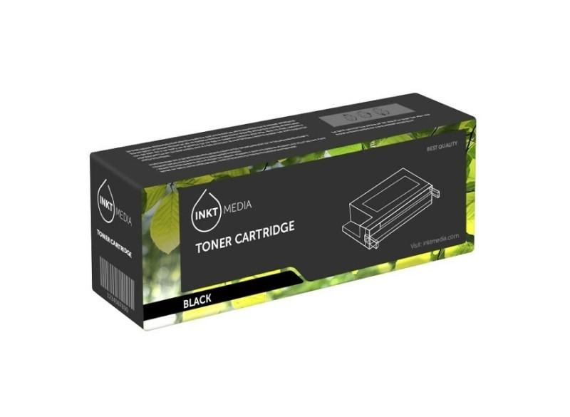 Geschikt Dell 3110cn/3110 toner zwart van Inktmedia