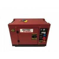 Aggregaat Gentec Diesel GYD7500 5,5 KW 400V