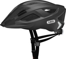 Fietshelm Abus Aduro 2.0  Velvet zwart