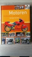 Boek: Motoren vrijheid en avontuur. / motorfiets
