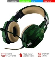 Trust GXT 322 Carus - Dynamische Gaming Headset - Camouflag…
