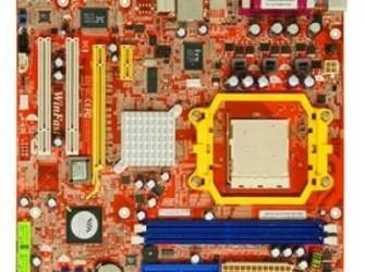 Nieuw Foxconn K8M890M2MB-RS2H Socket AM2, MATX