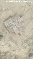19185 ROOIKORTING 500m2 heidegrijs betonklinkers betonstraa…