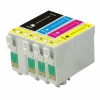Geschikt Epson T1306 inktcartridge multi pack hoge capacite…