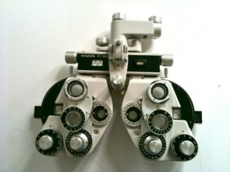 Phoroptor Phoropter Optiek Opticien