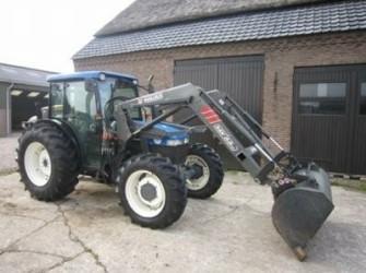 New Holland TN65S