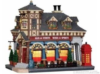 Lemax Big Ben Pub nu extra voordelig bij iGarden!