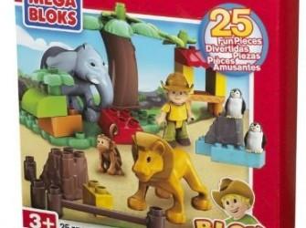 Megabloks Blok Town Safari Park 372