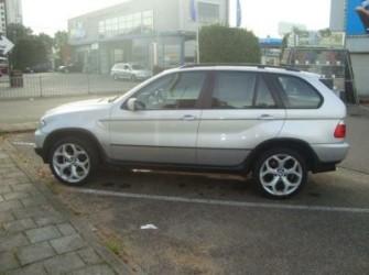 Pascal Damen BMW - X5