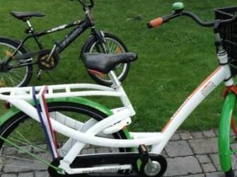 postcode loterij fiets