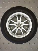 """3236 Set 15"""" Toyota Prius wielen NIEUW incl TPMS!!!"""