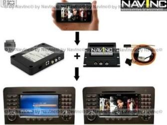 BMW iDrive Professional CCC iPod Audio+Video aansl