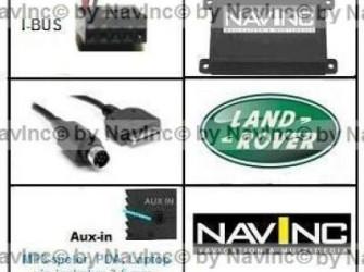 NavInc: Land Rover Defender iPod interface 10-pins
