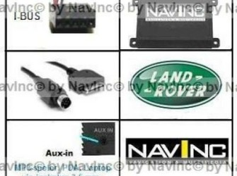 NavInc: Land Rover Discovery iPod interface 10-pin