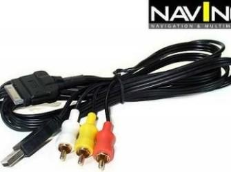 iPod A/V adapter JVC 12V laadfunctie (KS-U30)