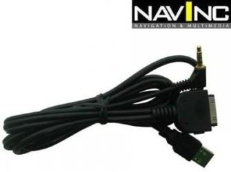 iPod A/V adapter Pioneer 5V laadfunctie CD-IU200V