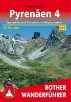 Wandelgids 310 Pyreneeën Pyrenaen 4 Rother Wanderführer   R…