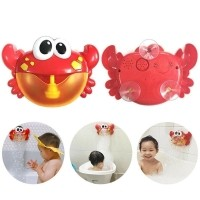 Bubble Crab bubbelmachine - Badspeelgoed voor kinderen