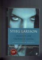 MILLENNIUM serie-STIEG LARSSON. 6 boeken