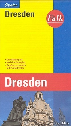 Stadsplattegrond Dredsen Pocket Map Falk
