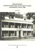 Heemsteedse Gemeentepolitiek in de Jaren 1750 - 1900
